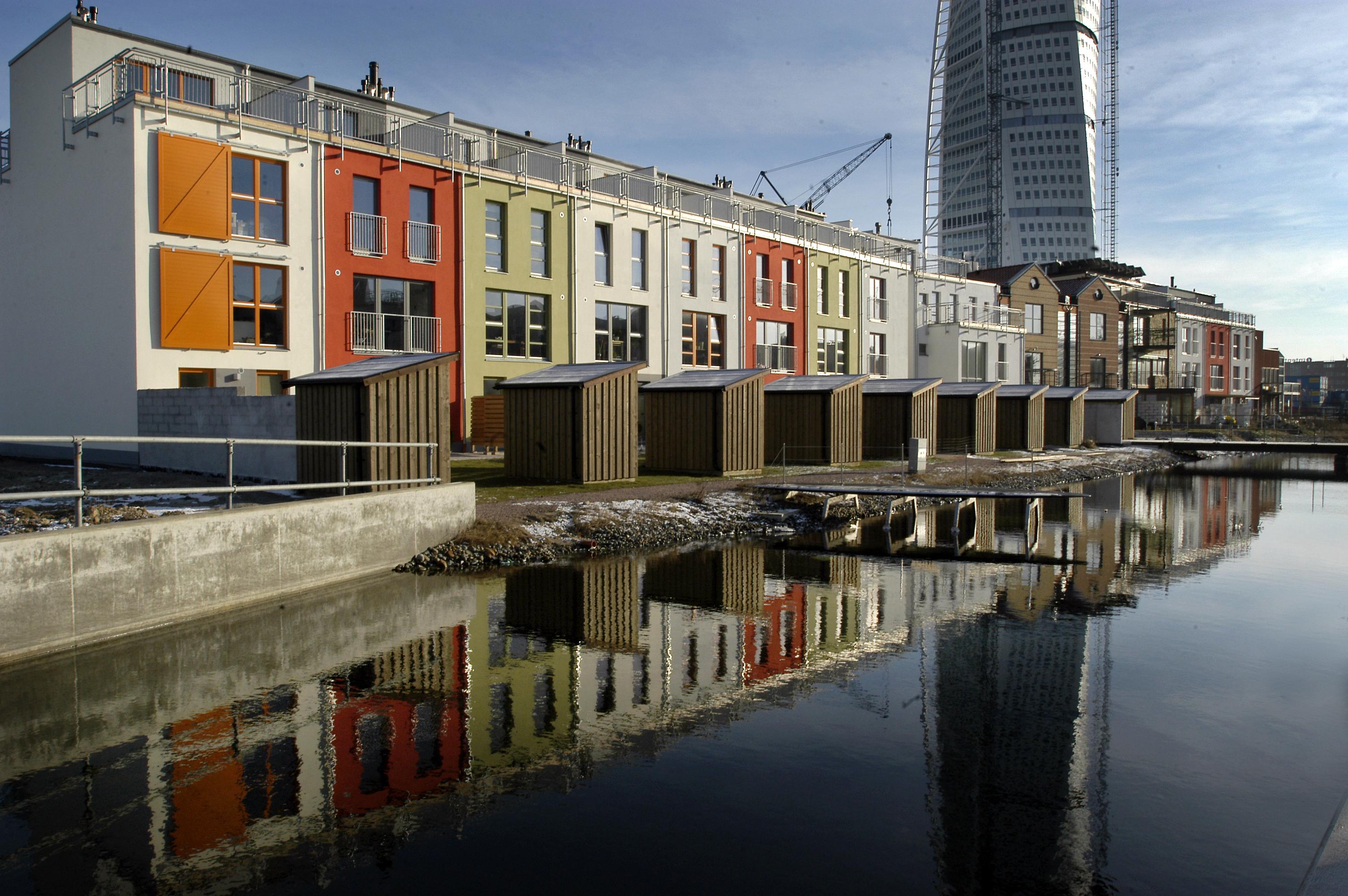 European Village Karmeb Ck Architects